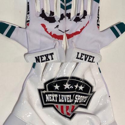 Picture of Joker custom football Gloves