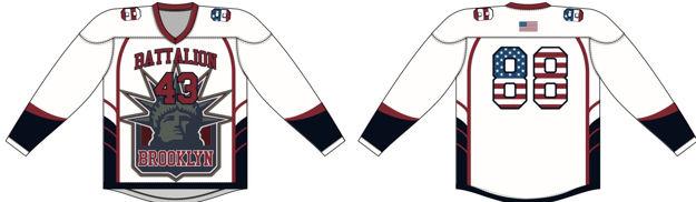 Picture of Hockey custom apparel