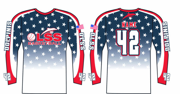 Picture of Team Custom Shooting Shirts