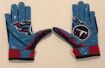 Picture of Titans custom football Gloves -