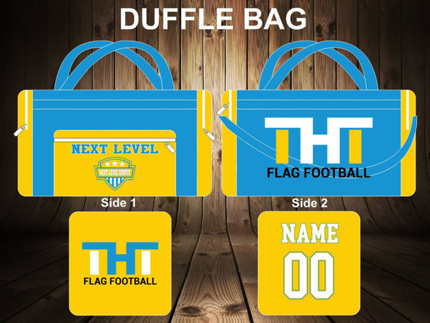 Picture of CUSTOM DUFFLE BAGS