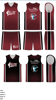 Picture of Team Custom Basketball Uniforms