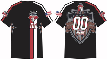 Picture of South Shore Soccer  Custom Sublimated Shirt